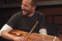 Marco Ambrosini – Musiker und Freund der Scuola di Musica Popolare di Forlimpopoli