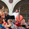 L'Orchestrona della Scuola di Musica Popolare a Dozza per la Festa del vino