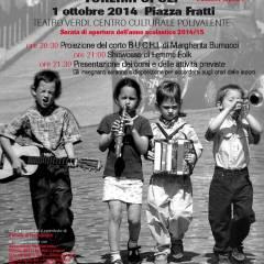 1 Ottobre 2014 – Riapre la Scuola di Musica Popolare di Forlimpopoli. I Corsi, le conferme, le novità!