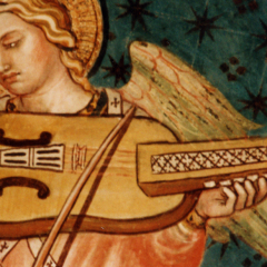 "Domenica 21 Agosto Rocca di Bertinoro Ore 10:30 ""Images of music. Prospects of Musical Iconography at the beginning of the third millenium"" di Nicoletta Guidobaldi"