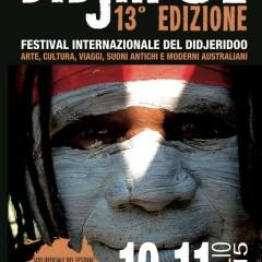 Forlimpopoli Didjin'Oz 2015 – 13° festival internazionale del Didjeridoo