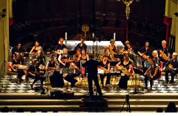 18 Agosto '18 A Bertinoro in Duomo il concerto del Early Music Master Class consort