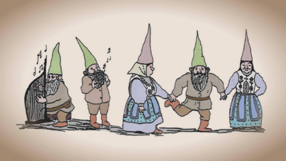 quattro passi nel folk