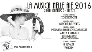 LA MUSICA NELLE AIE 2016
