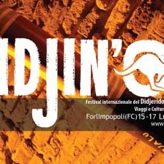 DIDJIN'OZ 2016 – Nuovo sito, nuovo programma, nuovo Contest