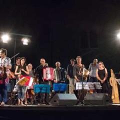 2 Aprile 2018 – L'Orchestrona a Santa Sofia per la Tradizionale Fiera del Lunedì dell'Angelo