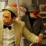 3/4 Settembre  WORKSHOP – Trance Masks LE MASCHERE Personaggio, Rito e Teatro condottoda Fabio Ambrosini