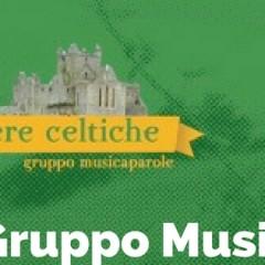 """27 Novembre 2016 – ENTROTERRE FOLK CLUB – GRUPPO MUSICAPAROLE presenta live il nuovo CD """"Atmosfere Celtiche"""""""