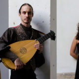 19 Febbraio 2017 EPHEMERIS DUO Musica Sefardita all' ENTROTERRE FOLK CLUB