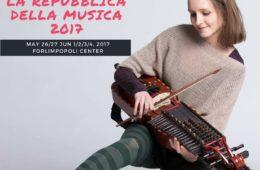 LA REPUBBLICA DELLA MUSICA 2017 – Il Programma