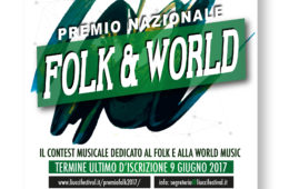 PREMIO NAZIONALE FOLK & WORLD