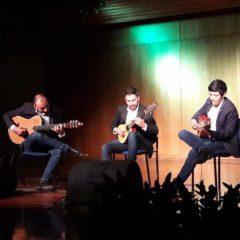 06 Agosto 2017 Ore 6:04 Concerto all'alba con  Alvaro Quiroga Trio (Colombia)