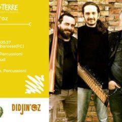 08 Luglio 2018 – Ore 05:37 – L'Alba del Didjin'Oz con la musica di Ethnology