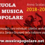Scuola di Musica popolare 2018 – Tutti i corsi