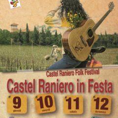 9 – 10 – 11 – 12 maggio 2019 La Musica nelle Aie – Castel Raniero – Tutti i concerti dal giovedì alla Domenica
