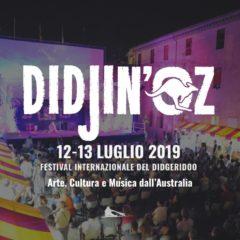 12-13 Luglio 2019 Forlimpopoli Didjin'Oz