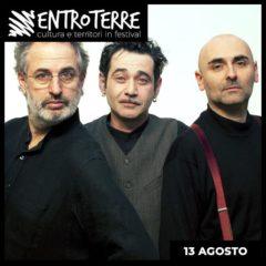13 Agosto 2019 Bevano Est alla Fortezza di Castrocaro con ENTROTERRE FESTIVAL