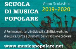 Scuola di Musica Popolare Forlimpopoli 2019 2020 Tutti i corsi