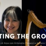 10 Novembre 2019 1° Incontro della serie di Workshop di Arpa GETTING THE GROOVE con Antonella Pierucci e Adriano Sangineto