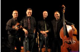 20 Ottobre 2019 – I Minor Swingers all'ENTROTERRE FOLK CLUB