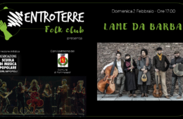 02/02/2020 Lame da Barba all'Entroterre Folk Club