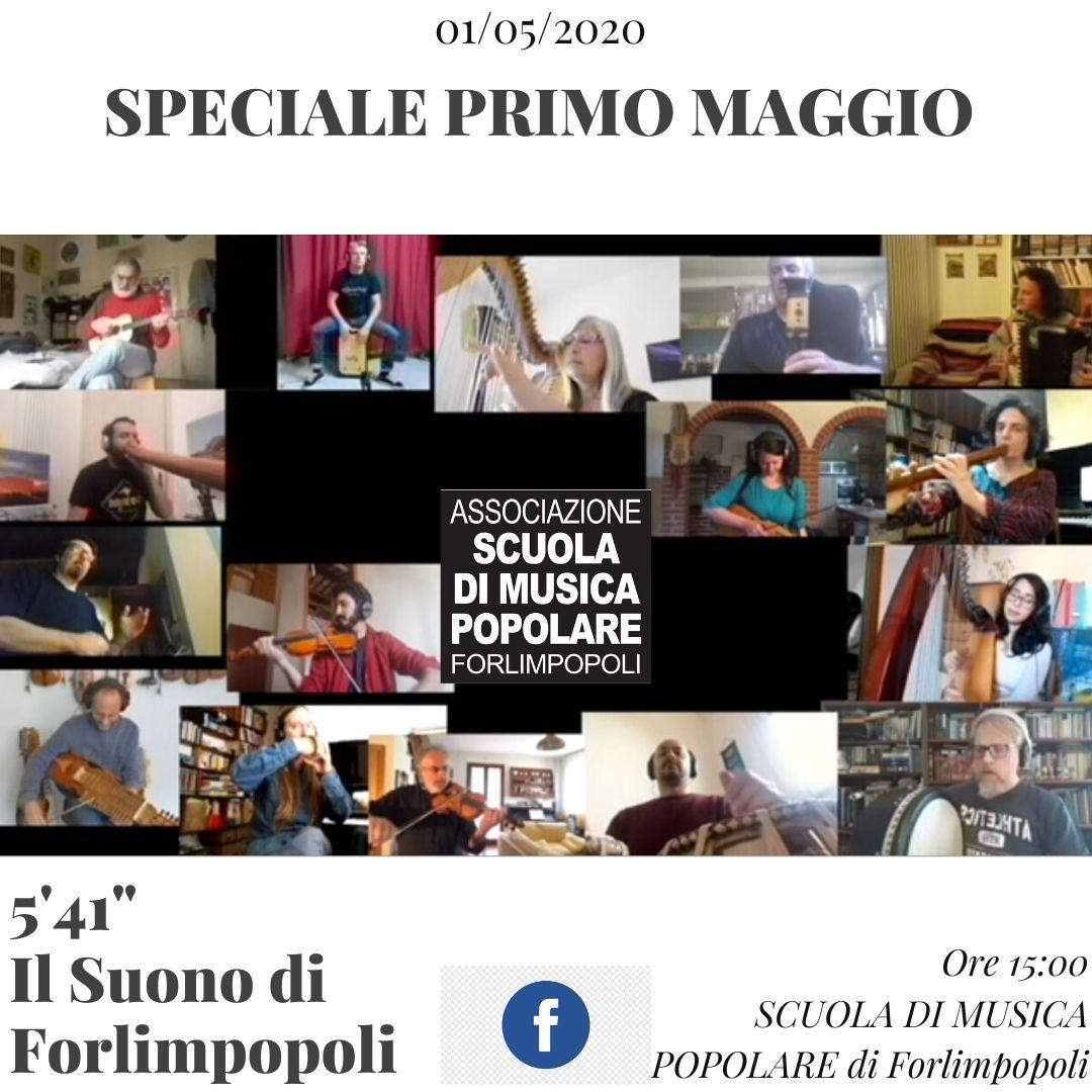 """Bella Ciao 5'41"""" Il Suono di Forlimpopoli"""