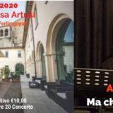 30 Agosto 2020 A Casa Artusi di Forlimpopoli – Anne Baladou presenta: Ma Chanson Française