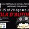 Folk D'Autore – 26° Festival di Musica Popolare Dal 15 al 29 Agosto 2020 – Castrocaro Forlimpopoli