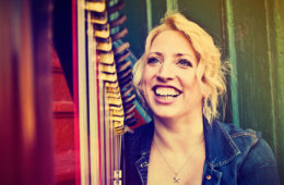 """24 – 25 Ottobre 2020 – Workshop di Arpa con Ailie Robertson – """"Miglior musicista irlandese donna dell'anno 2019"""""""