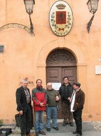 Firmato l'accordo fra la Scuola di Musica Popolare e l'Accademia di Burg Fuersteneck