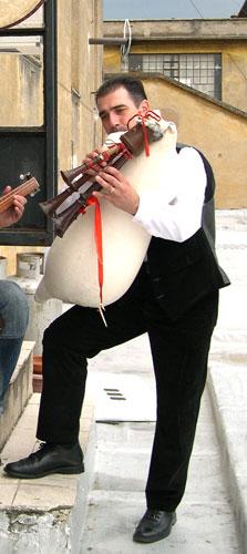 Stage di zampogna a paro con Pietro Cernuto degli Unavantaluna