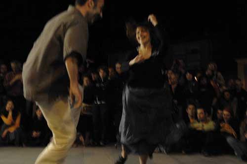 BALLA COME MANGI con FRANCA TARANTINO e TRADIZIONALE SALENTINA DOP