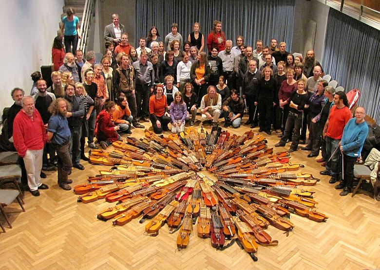 La Scuola di musica popolare di Forlimpopoli registra un concerto per la Radio Nazionale Tedesca Deutschlandfunk.