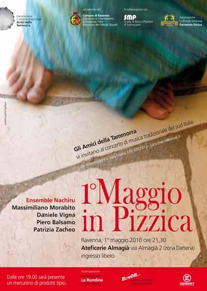 1° Maggio in Pizzica