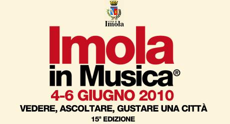IMOLA IN MUSICA 2010