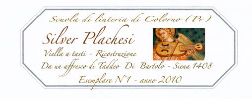 La viella a chiavi di Siena (La nyckelharpa italiana) – Storia di una ricostruzione