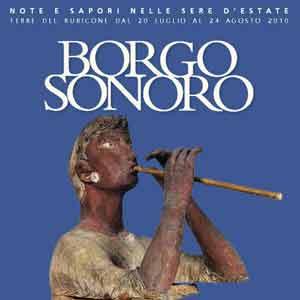 BORGO SONORO – EDIZIONE 2010