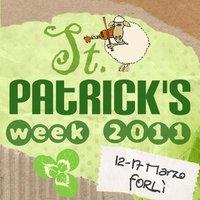 ST. PATRICK'S WEEK 2011 – IL PROGRAMMA