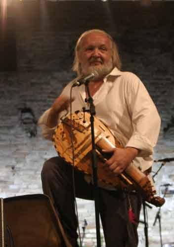 Stefano Zuffi, musicista…amico